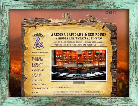 Arizona Lapidary & Gem Rough