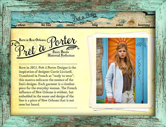 Pret a Porter Designs