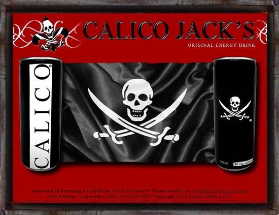 Calico Jacks: Energy Drink