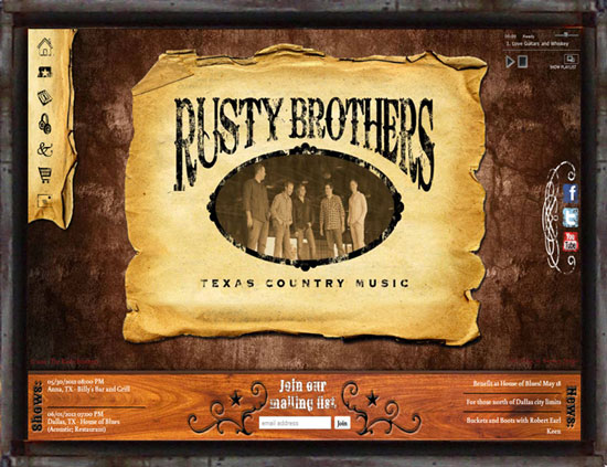 The Rusty Brothers