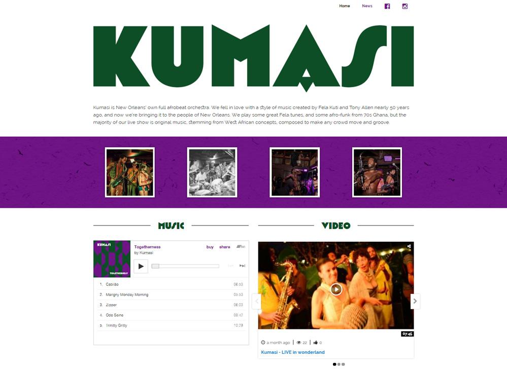 Kumasi Afrobeat