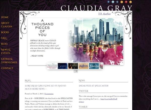 Claudia Gray
