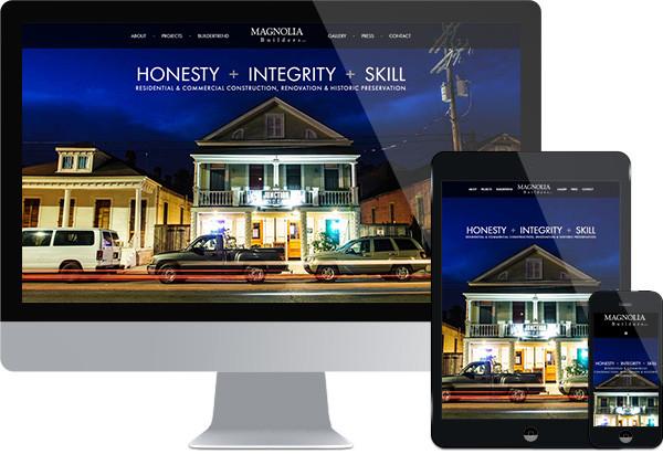 Magnolia Builders Responsive